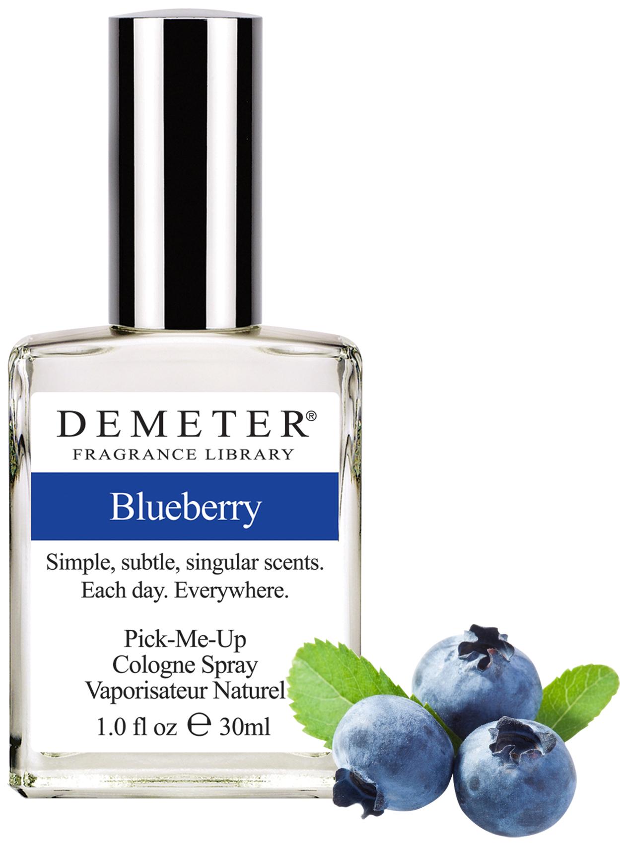Духи Demeter Fragrance Library Голубика (Blueberry)