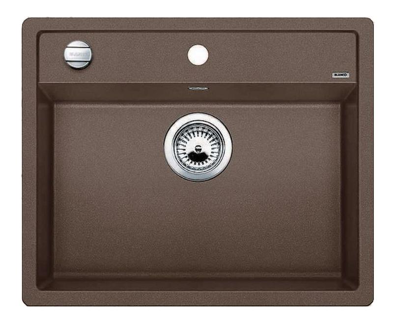 Мойка для кухни гранитная Blanco DALAGO 6 515066 коричневый