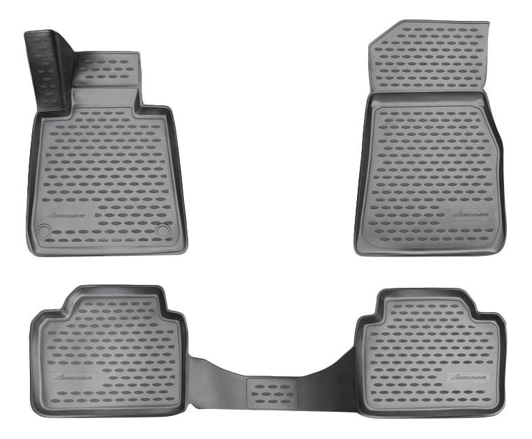 Комплект ковриков в салон автомобиля Autofamily для BMW (NLC.3D.05.31.210k)