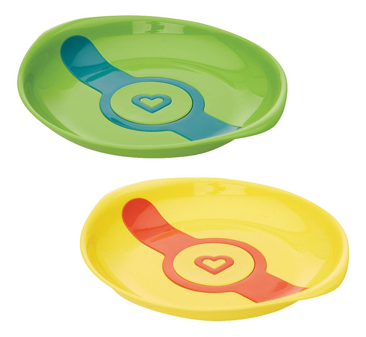 Купить Тарелка детская Munchkin White Hot, Детские тарелки