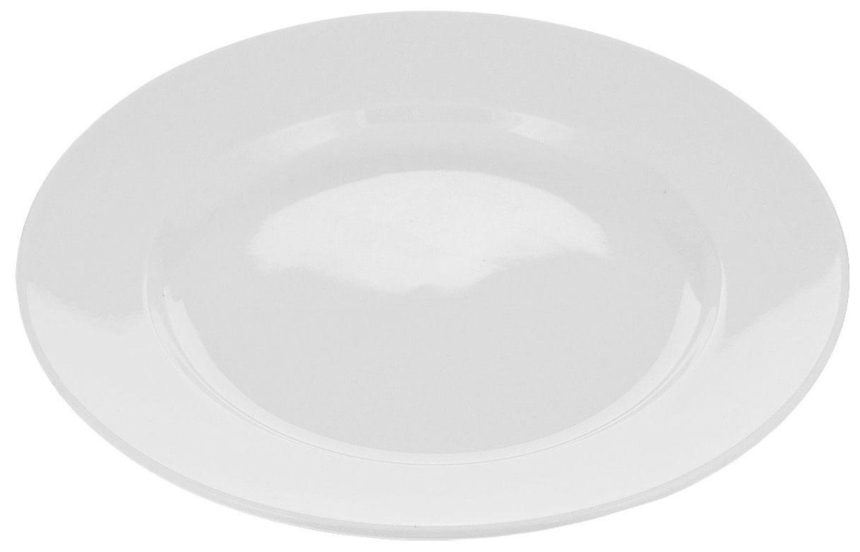Тарелка Tescoma Opus 385114 Белый