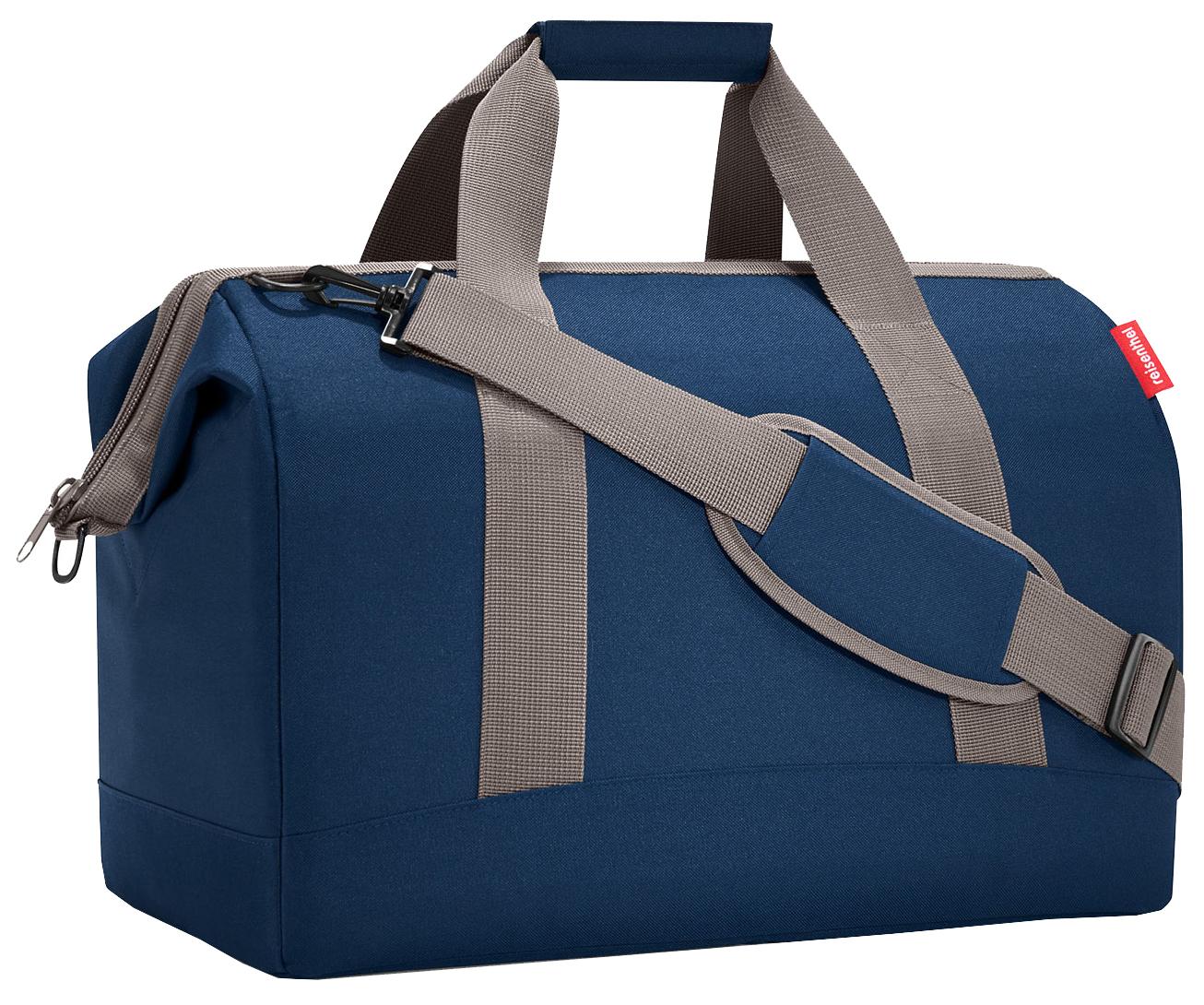 Дорожная сумка Reisenthel Allrounder Dark Blue 48 x 29 x 39,5 фото