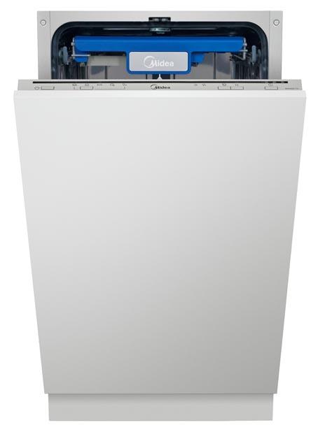 Встраиваемая посудомоечная машина 45 см Midea MID4SS110