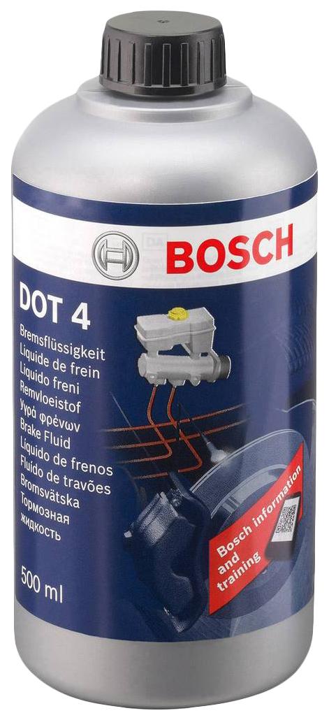 Тормозная жидкость Bosch 0.5л 1987479106