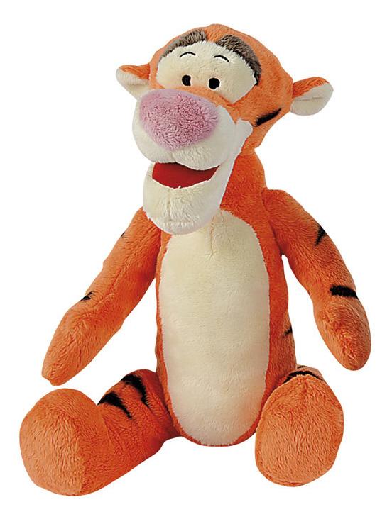 Мягкая игрушка Nicotoy Disney Тигруля 35 см фото