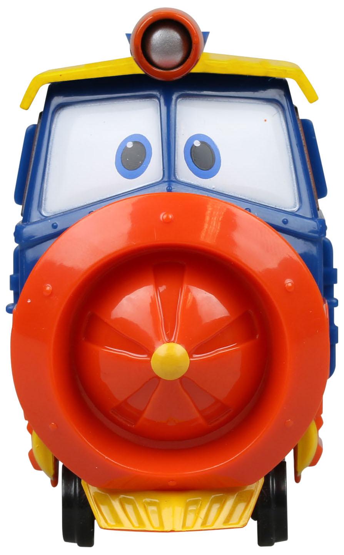 Железнодорожный набор Robot Trains Паровозик Виктор 80159 фото