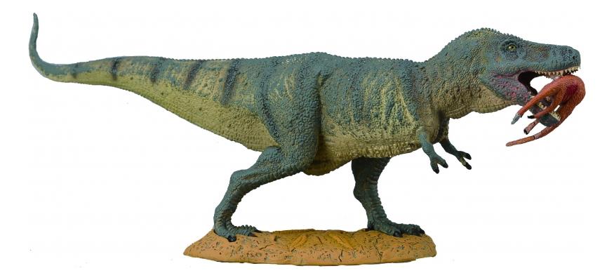 Купить Фигурка Тираннозавр Рекс с добычей XL Collecta 88573b,
