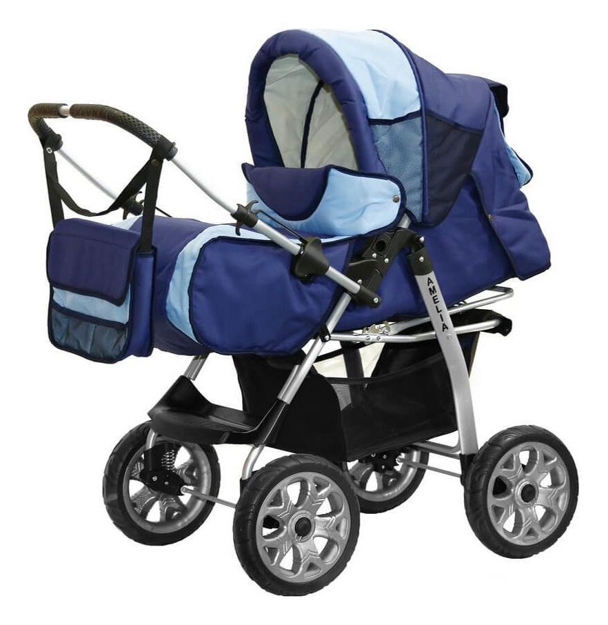 Купить Прогулочная коляска amelia i Alis Аm 08 синий голубой,