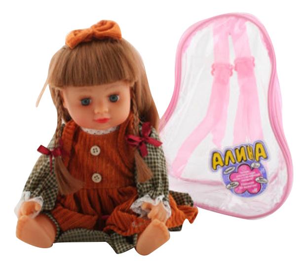 Купить Кукла Алина в сумке Play Smart Д22431, PLAYSMART, Классические куклы