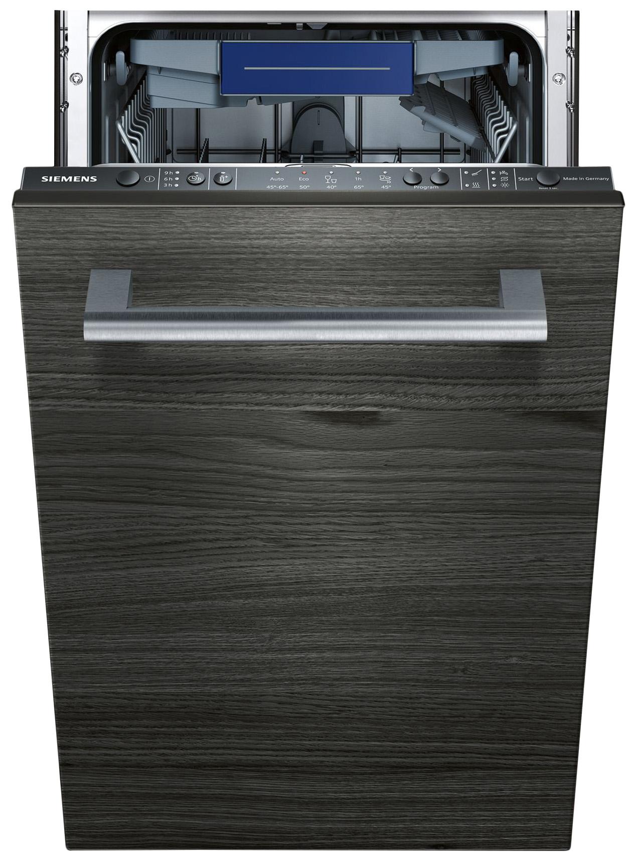 Встраиваемая посудомоечная машина 45 см Siemens iQ100