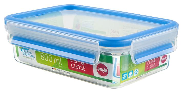 Контейнер для хранения пищи CLIP#and#CLOSE 508539 Прозрачный