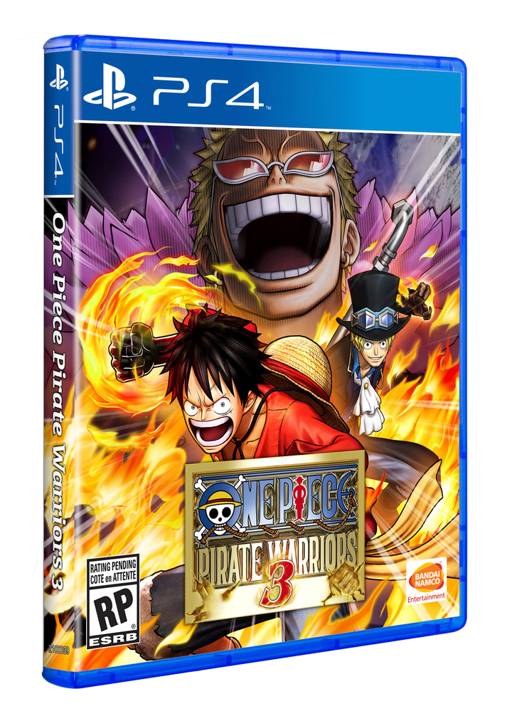 Игра Games One Piece PirateWarr3 Deluxe Edition для PlayStation 4 фото