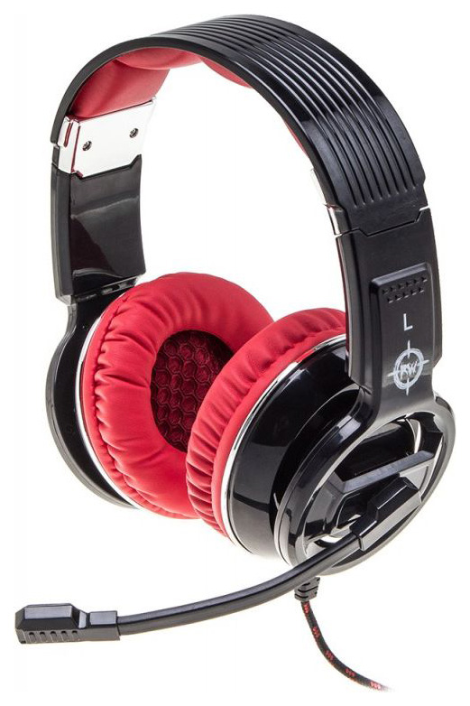 Игровые наушники OKLICK HS L350G Black