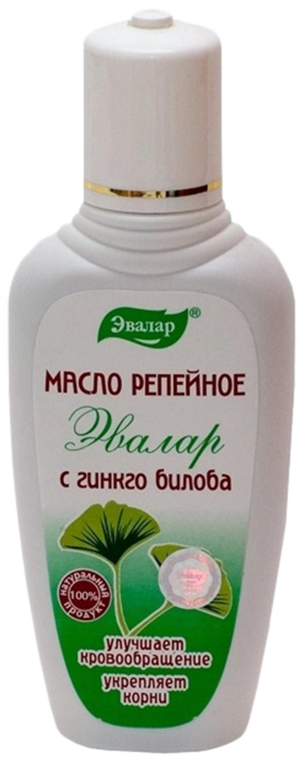 Масло для волос Эвалар с Гинкго Билоба 100 мл