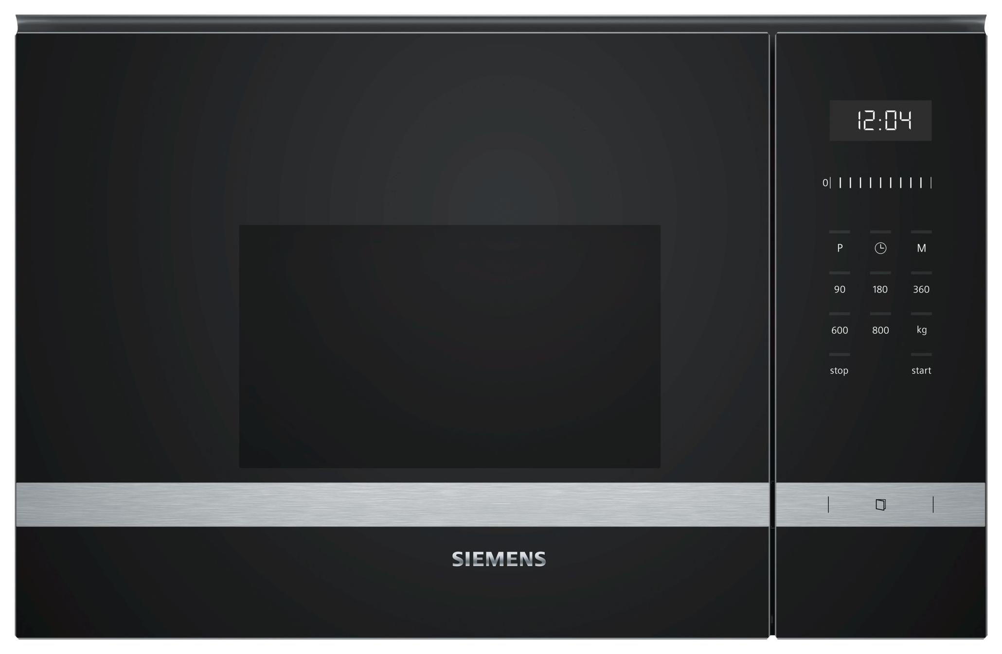 Встраиваемая микроволновая печь Siemens IQ500 BF525LMS0