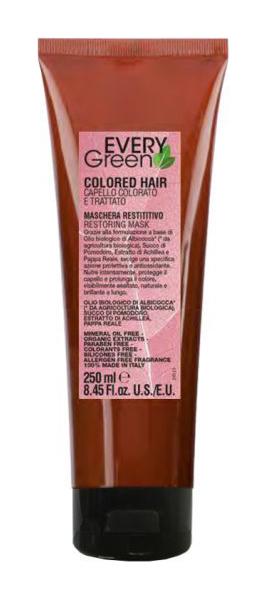 Купить Маска для волос Dikson Every Green Colored-Hair Mashera Protettivo 250 мл