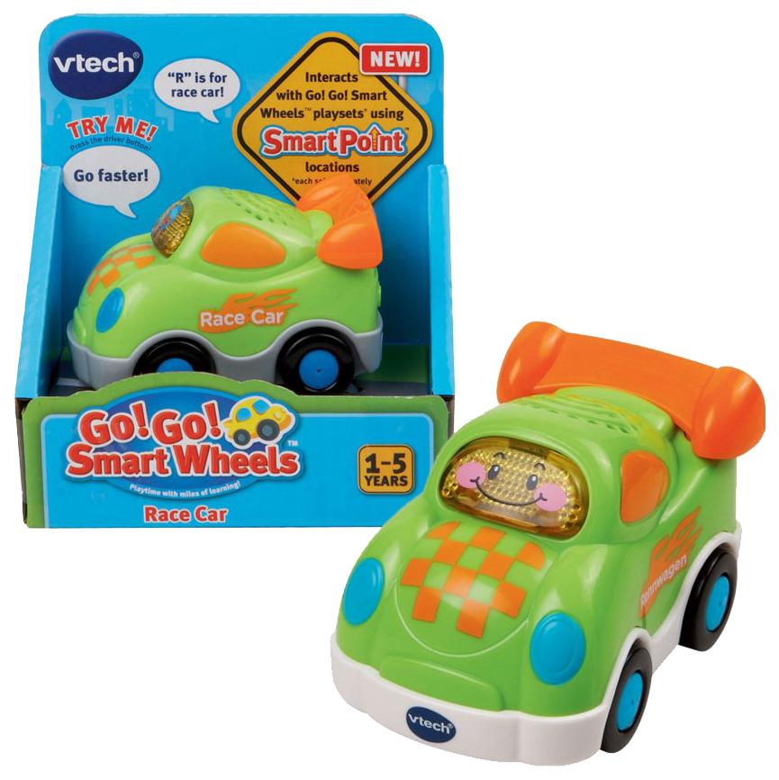 Купить Машинка пластиковая VTECH Бип-Бип 80-143826, Игрушечные машинки