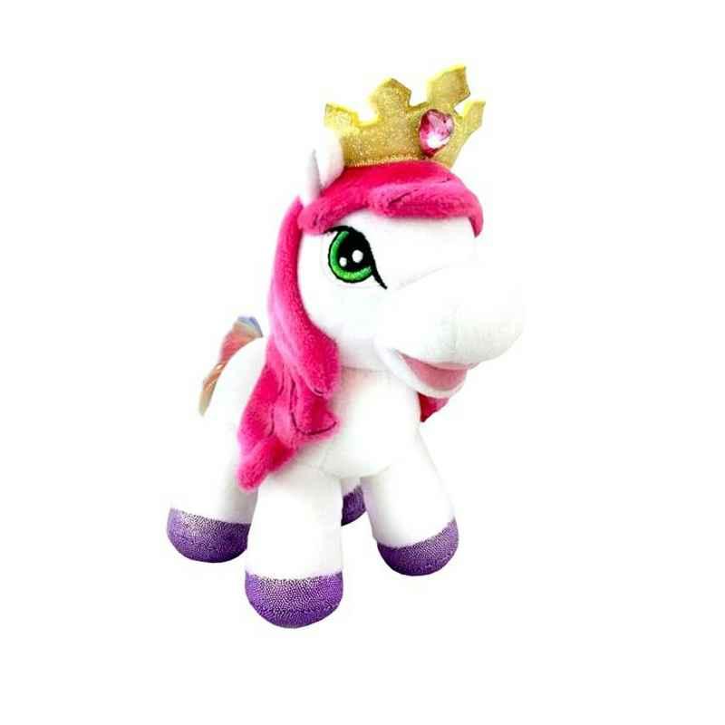 Мягкая игрушка Мульти-Пульти Пони радуга 17 см