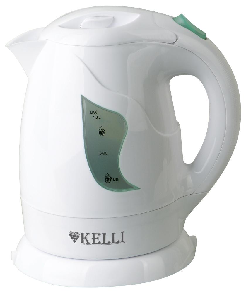 Чайник электрический Kelli KL 1426 White