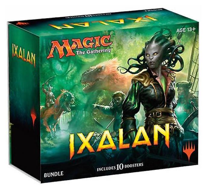 Купить Настольная игра Wizards of the Coast Magic. Ixalan: Bundle, Семейные настольные игры