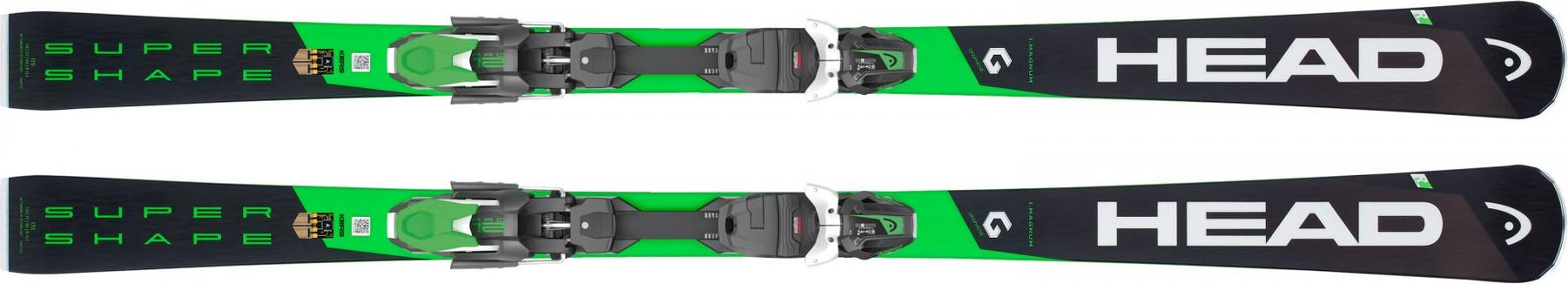 Горные лыжи Head Supershape i.Magnum SW MFPR + PRD 12 2019, 163 см фото