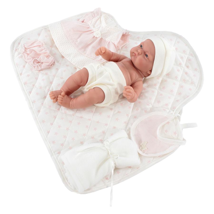 Купить Кукла Antonio Juan Младенец Хлои в розовом 26 см, Классические куклы