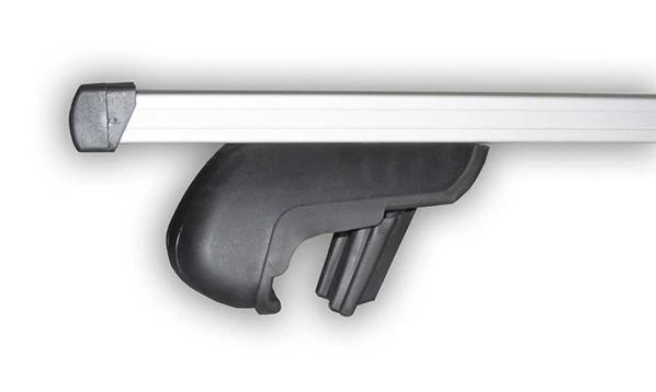 Багажник на рейлинги Atlant с прямоугольной дугой