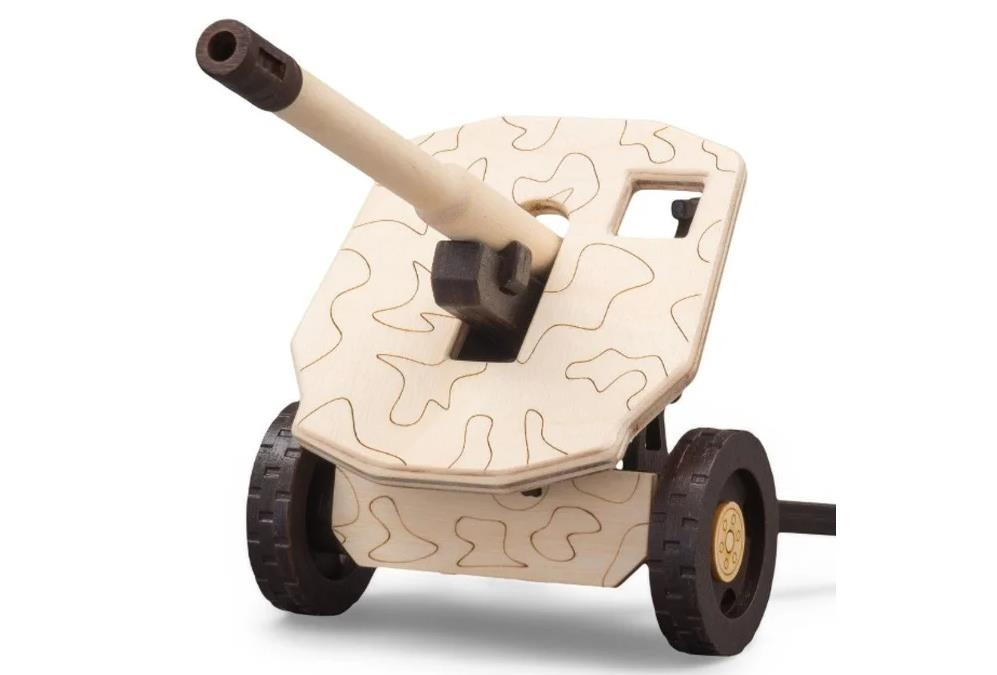 Пушка MIST Сборная деревянная модель TARG T.A.R.G.