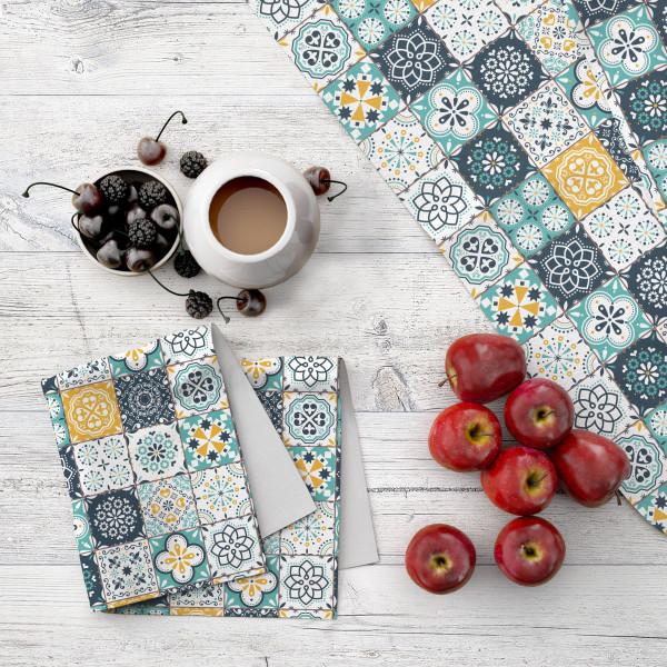 Набор кухонного текстиля MARENGO TEXTILE «Метлах»