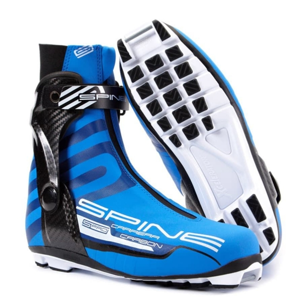 Ботинки NNN SPINE Carrera Carbon PRO