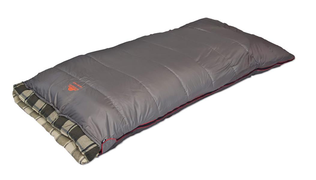 Спальный мешок-одеяло Alexika Siberia Wide 9253-01071-gray-right