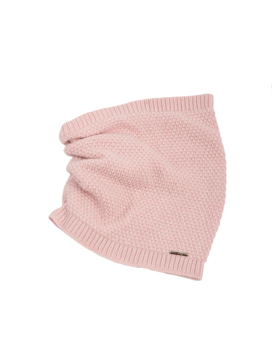 Купить Снуд детский ALEKSA р.48-56 цв. светло-розовый, Детские шапки и шарфы