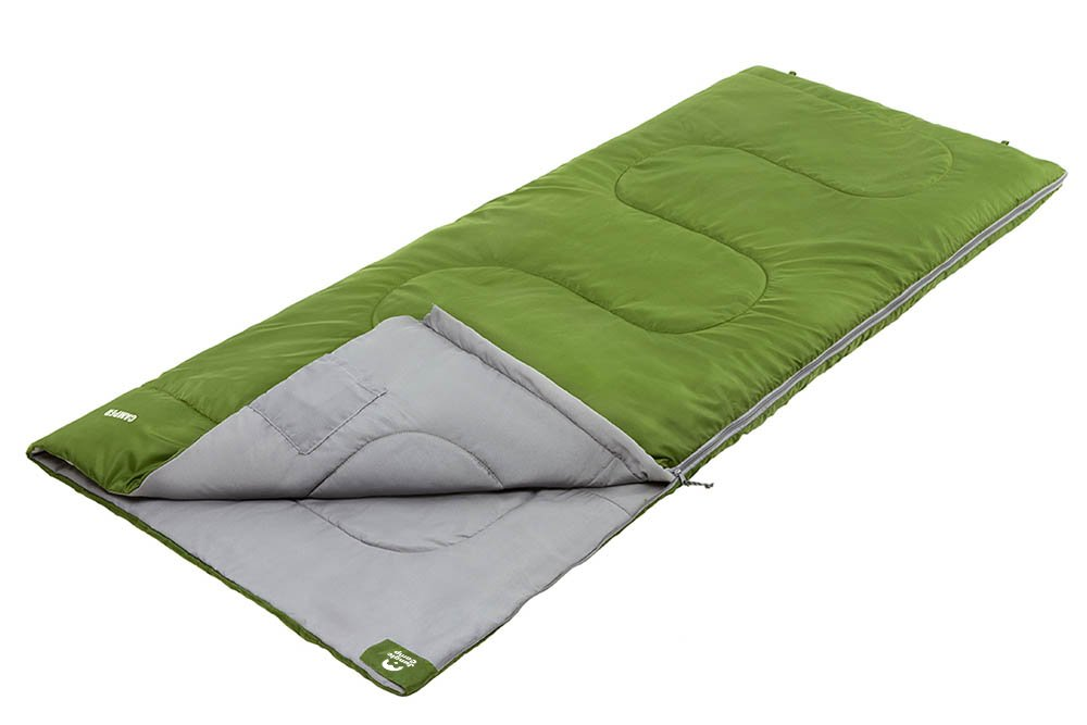 Спальный мешок Jungle Camp Camper, левая молния,