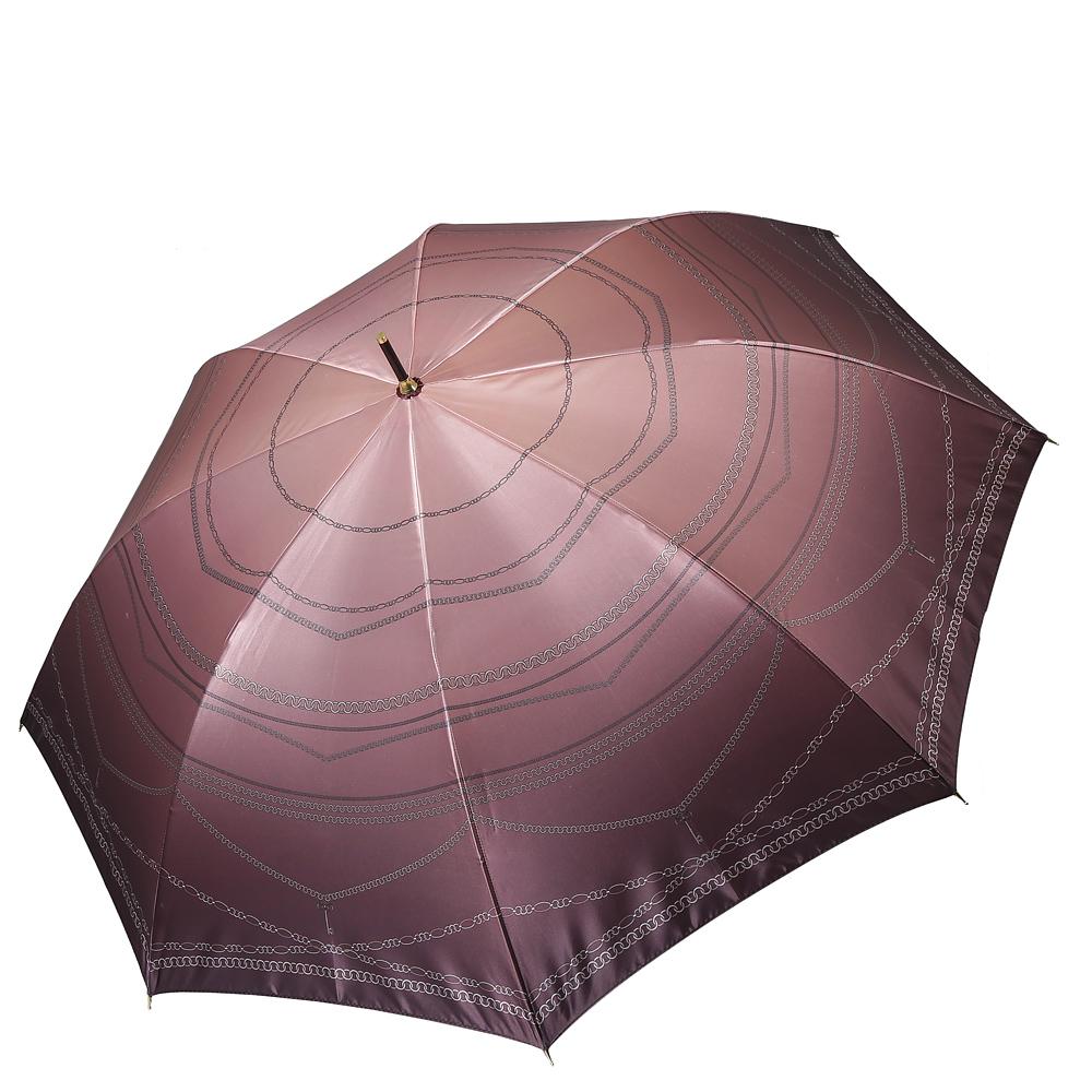 Зонт женский FABRETTI 1804 коричневый