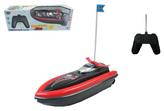 Катер на радиоуправлении Yako Toys YTM6526, Радиоуправляемые катера  - купить со скидкой