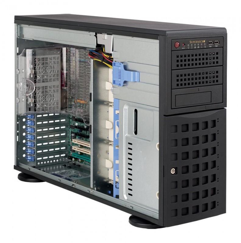 Корпус компьютерный Supermicro CSE 745TQ R800B