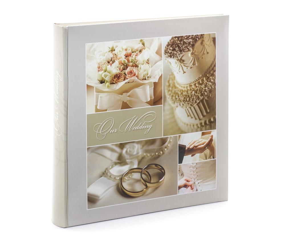 Фотоальбом Fotografia традиционный, Свадебный, 30 листов, 30x30 см, FA-BB30 - 336