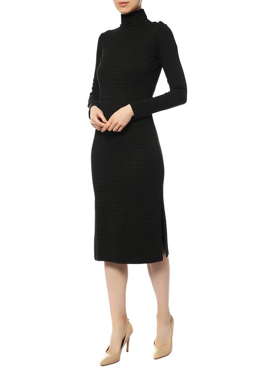 Платье женское Remix 7743 черное 50 RU фото