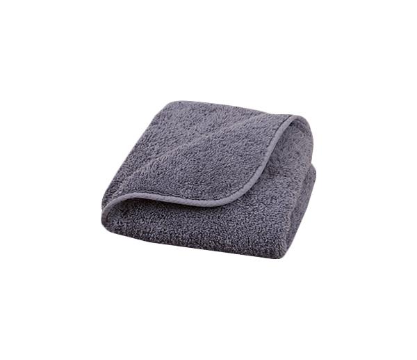 Банное полотенце, полотенце универсальное Luxberry серый