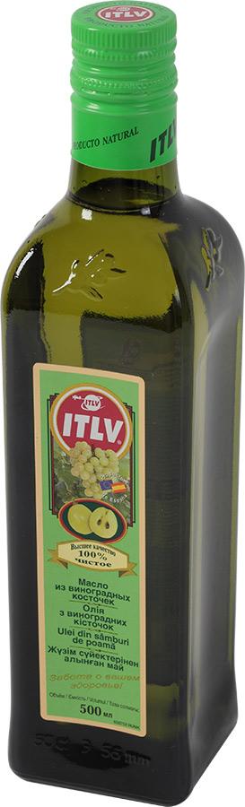 Масло ITLV из виноградных косточек 500мл