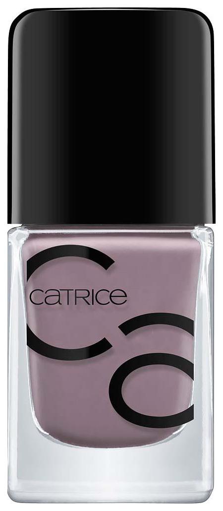 Купить Лак для ногтей CATRICE ICONails 28 кремниевый 10, 5 мл
