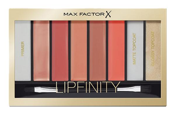 Помада Max Factor Lipfinity Designer Palette 03 Nudes 4 г