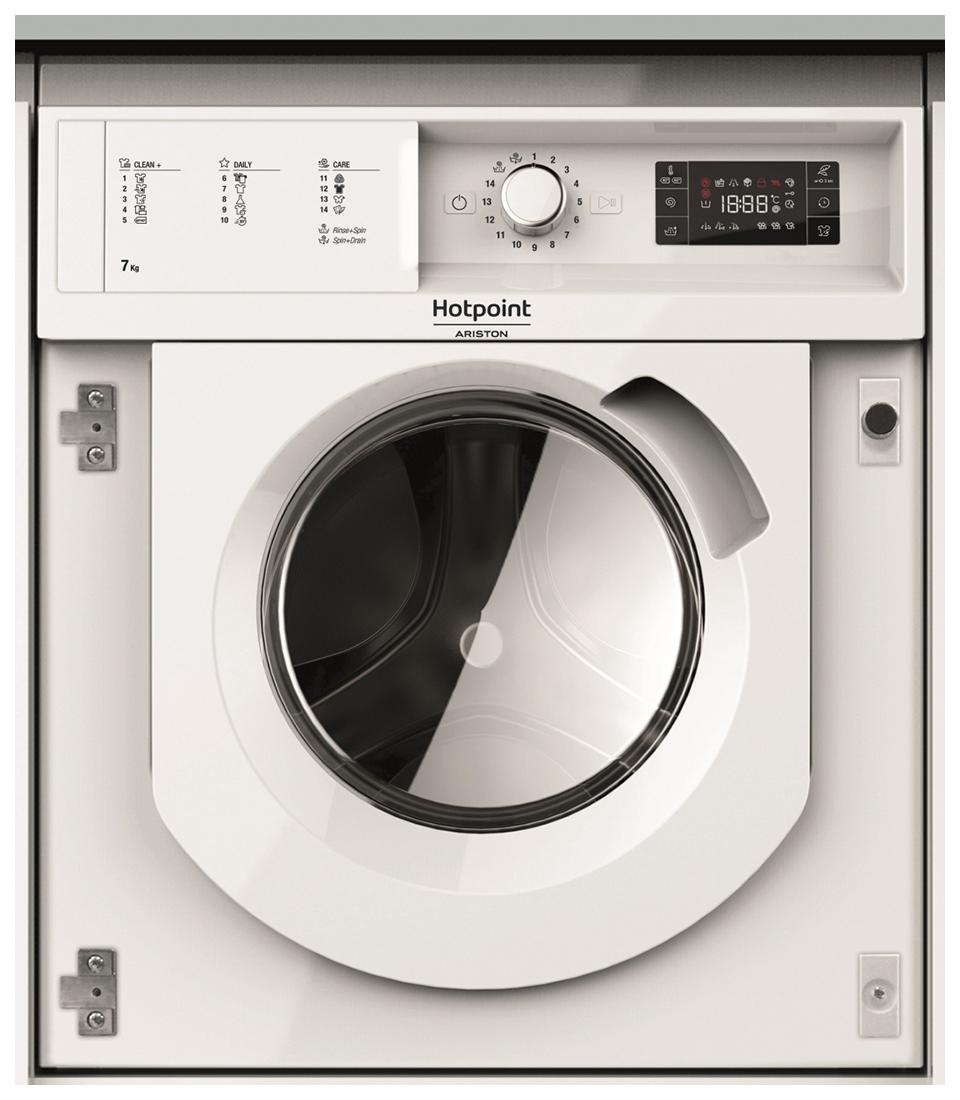 Встраиваемая стиральная машина HOTPOINT-ARISTON BI WMHG 71284 EU BI WMHG 71284 EU