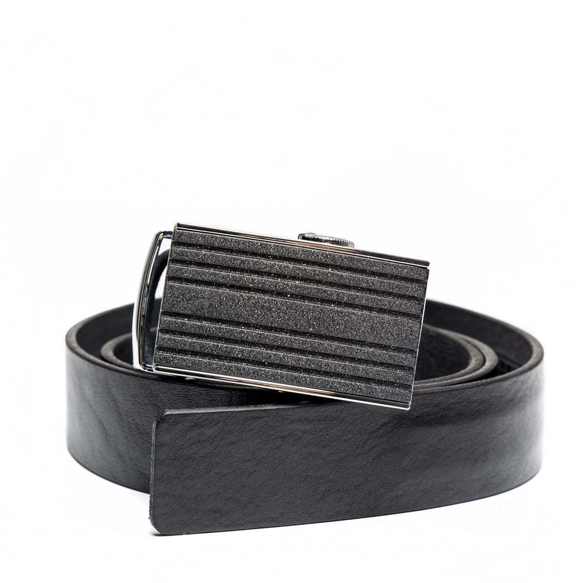 Ремень мужской LAKESTONE 1094191/BL черный 95 см
