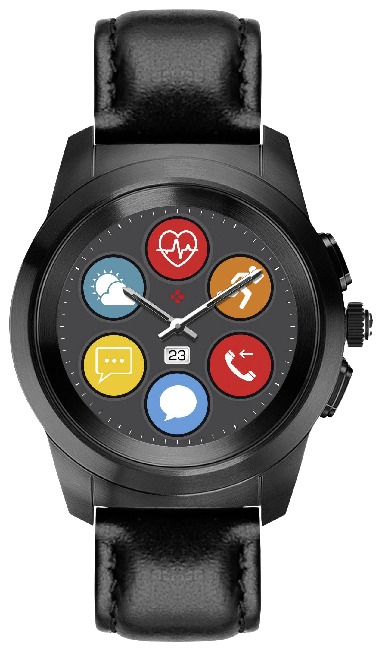 Смарт часы MYKRONOZ ZeTime Premium Black/Black
