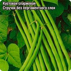 Семена Фасоль Серенгети F1, 5 г, Сибирский