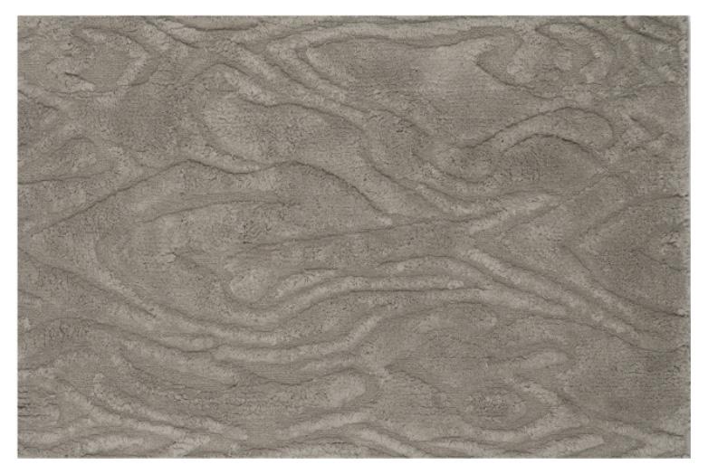 Коврик для ванной комнаты Spirella Zao Серо-коричневый 60х90