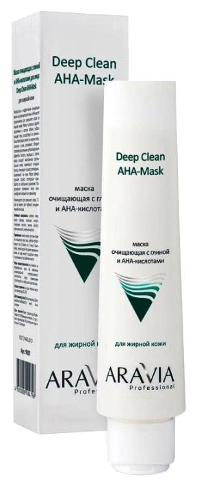 Купить Маска для лица Aravia Deep Clean AHA-Mask, Aravia Professional