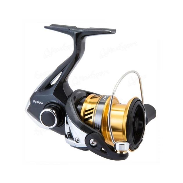 Рыболовная катушка безынерционная Shimano Sahara 1000FI