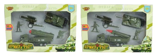 Игровой набор Shantou Gepai Армия и флот M7098